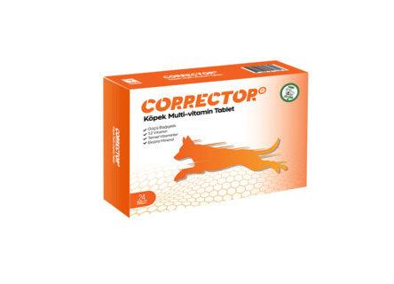 CORRECTOR Köpek Multi-vitamin